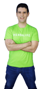 Eduardo León, distribuidor Herbalife
